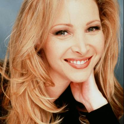 Kudrow - She'll be there for you.