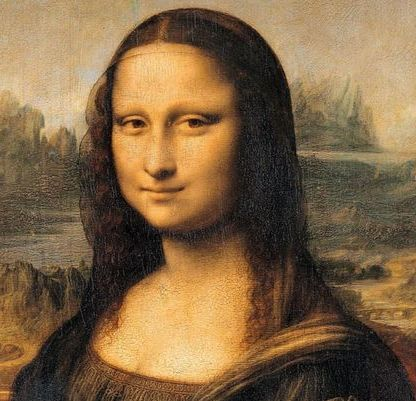 Mona - Say cheese!